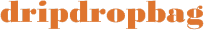 logo dripdropbag